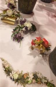 Flower Jewelry & Tattoos